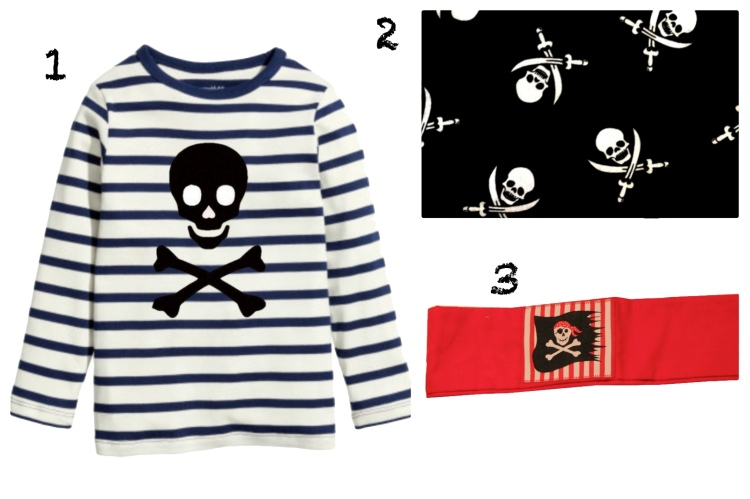 Piraten-Outfit