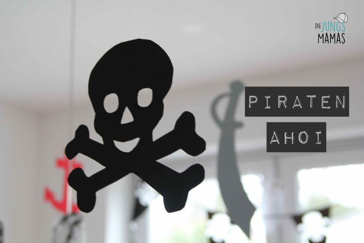 Wilde Piratenparty für Jungs – DIE JUNGSMAMAS