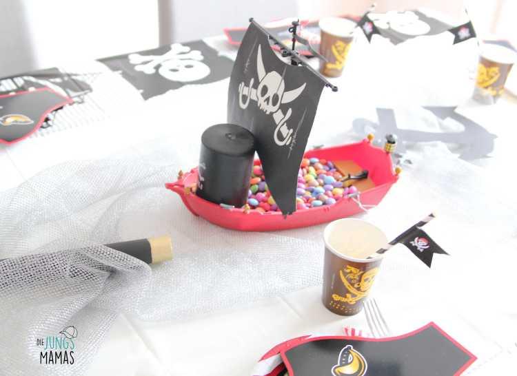 Piraten_Tischdeko