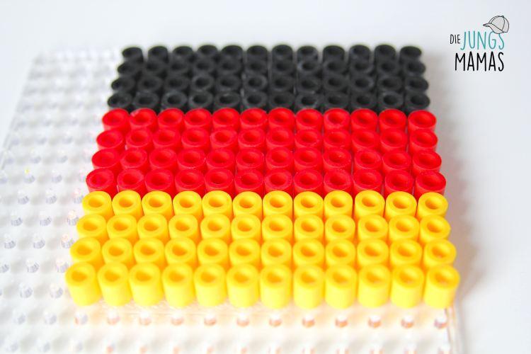 Deutschland_Bügelperlen