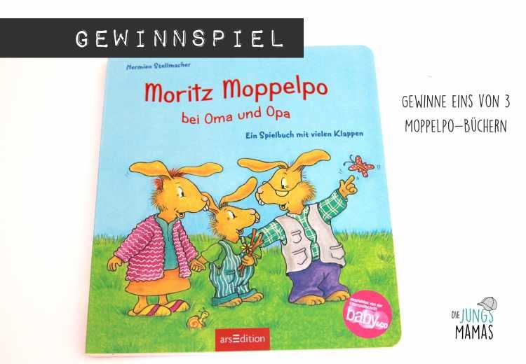 Gewinnspiel Buch Moritz Moppelpo