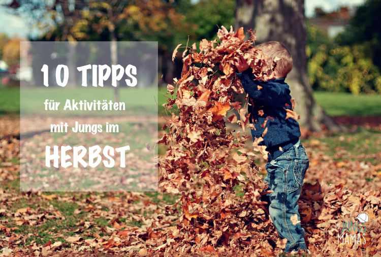 10 Tipps für Aktivitäten im Herbst
