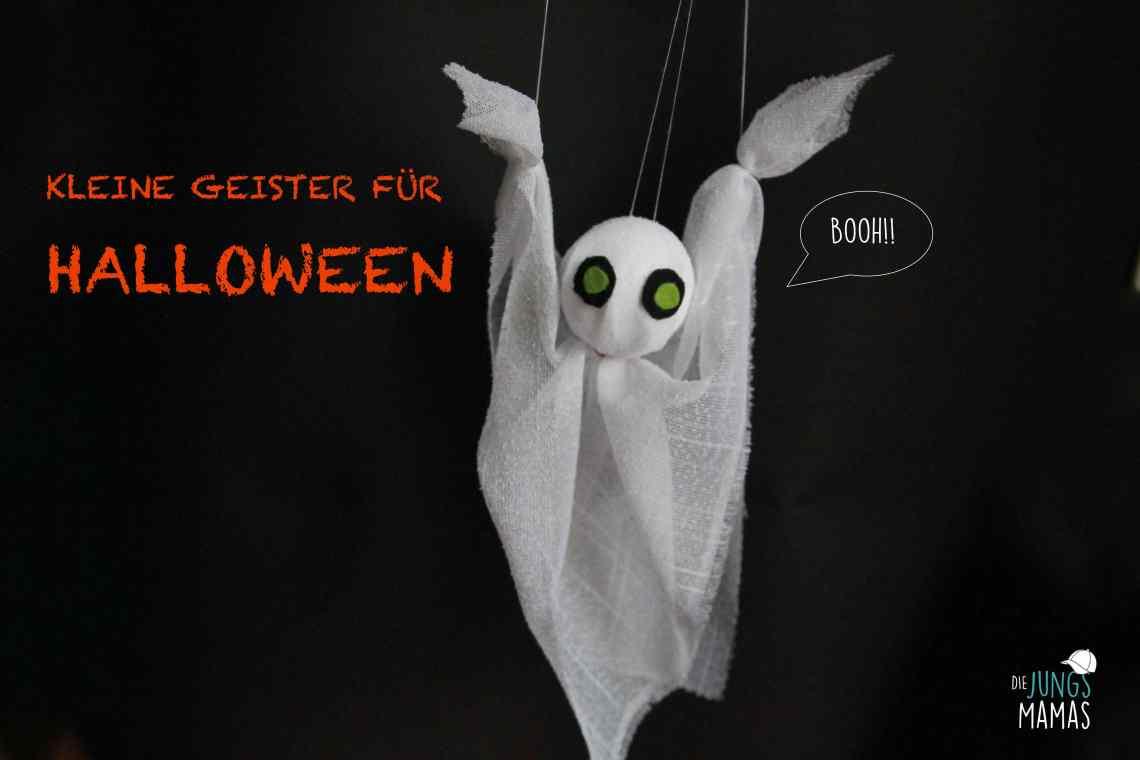 Kleine Halloween Geister