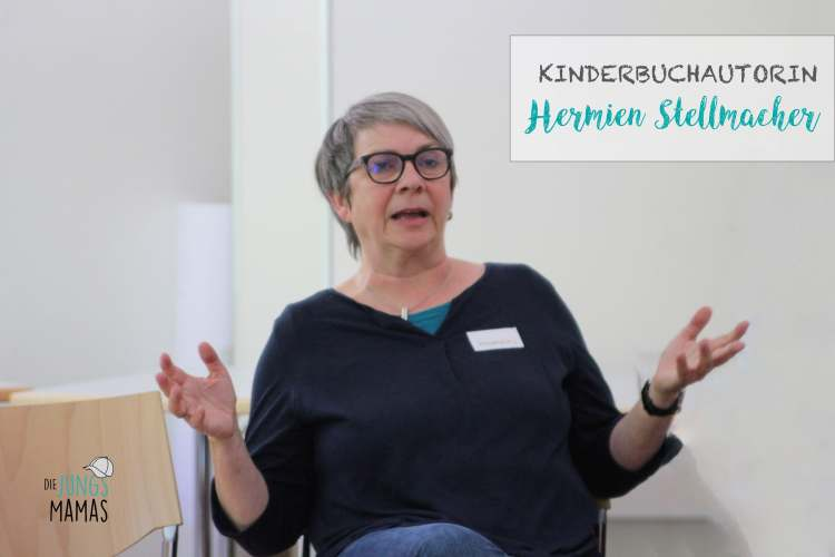 Kinderbuchautorin Hermien Stellmacher im Interview