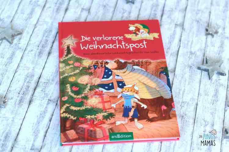 Lieblingsbuch Die Verlorene Weihnachtspost