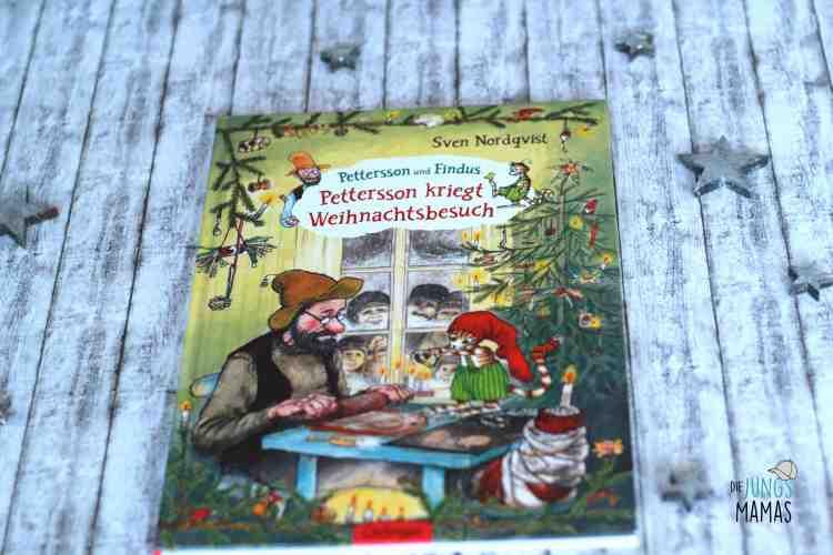 Lieblingsbuch Pettersson kriegt Weihnachtsbesuch