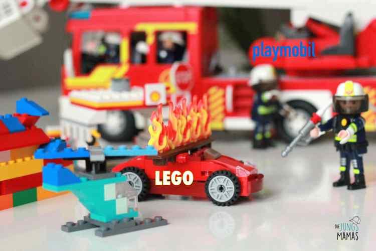 Planmobil oder Lego - welcher Typ ist dein Kind?