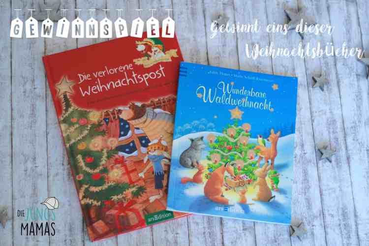 Gewinnspiel Weihnachtsbücher