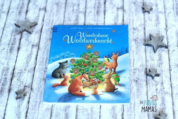 Lieblingsbuch Wunderbare Waldweihnacht