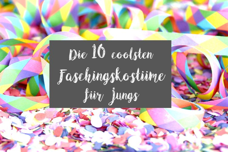 diy die 10 coolsten faschingskost me f r jungs die jungsmamas. Black Bedroom Furniture Sets. Home Design Ideas
