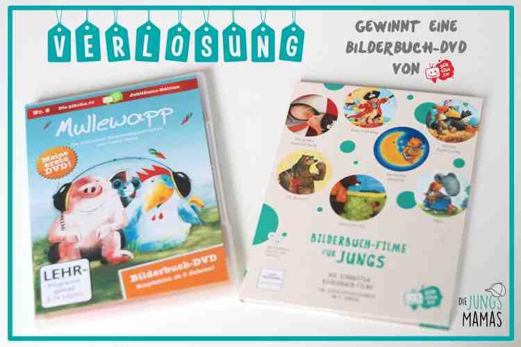 Gewinnspiel Bilderbuch-DVD_Die JungsMamas
