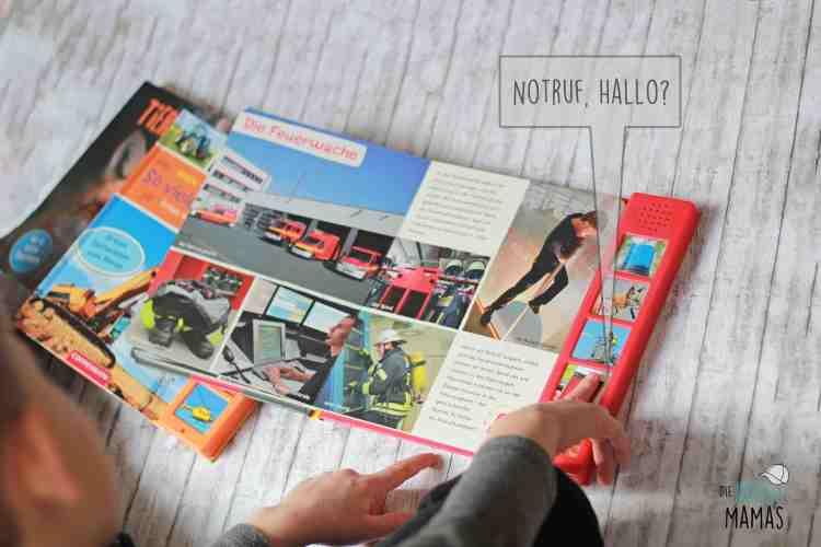 Soundbücher, die nicht nur Spaß machen, sondern gleichzeitig Wissen vermitteln
