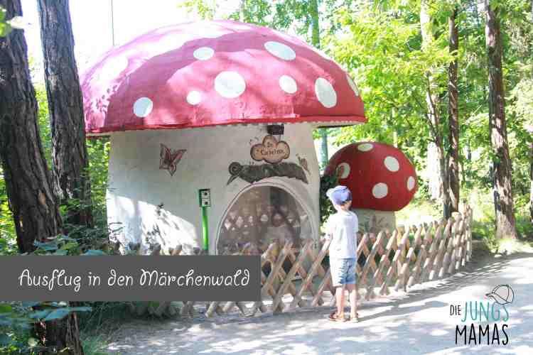 Ausflug in den Märchenwald _ Die JungsMamas