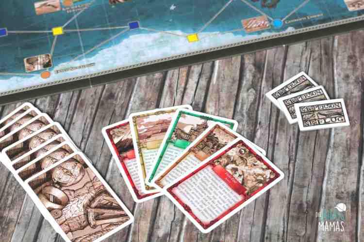 Spielkarten für das Expedition Spiel von AMIGO _ Die JungsMamas