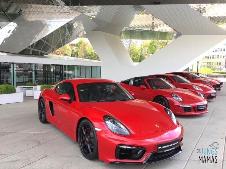 Besuch im Porsche-Museum_Die JungsMamas