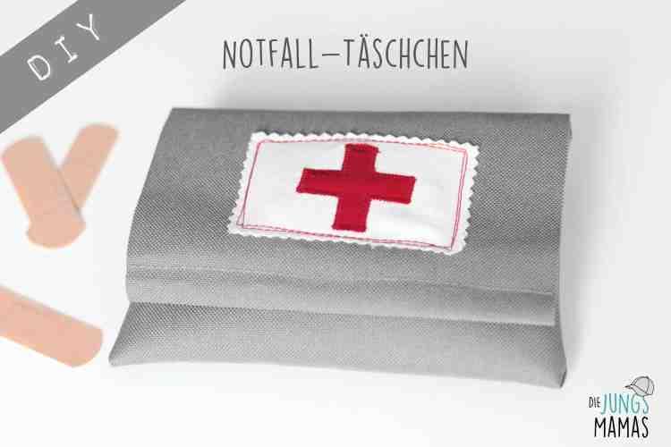 DIY Notfall-Täschchen selber nähen_Die JungsMamas