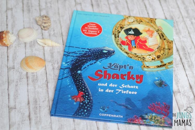 Lieblings-Urlaubs-Buch: Käptn Sharky_Die JungsMamas