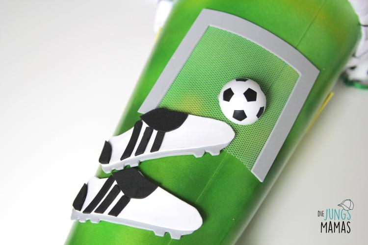 Fußballtor für Schultüte_Die JungsMamas