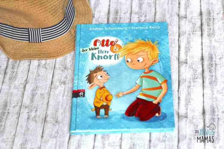 Lieblingsbuch Otto & der kleine Herr Knoff_Die JungsMamas