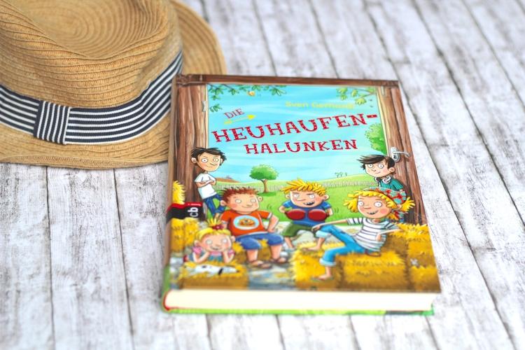 Lieblingsbuch Die Heuhaufen-Halunken_Die JungsMamas