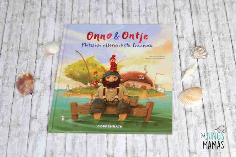 Lieblingsbuch Onno & Ontje_Die JungsMamas