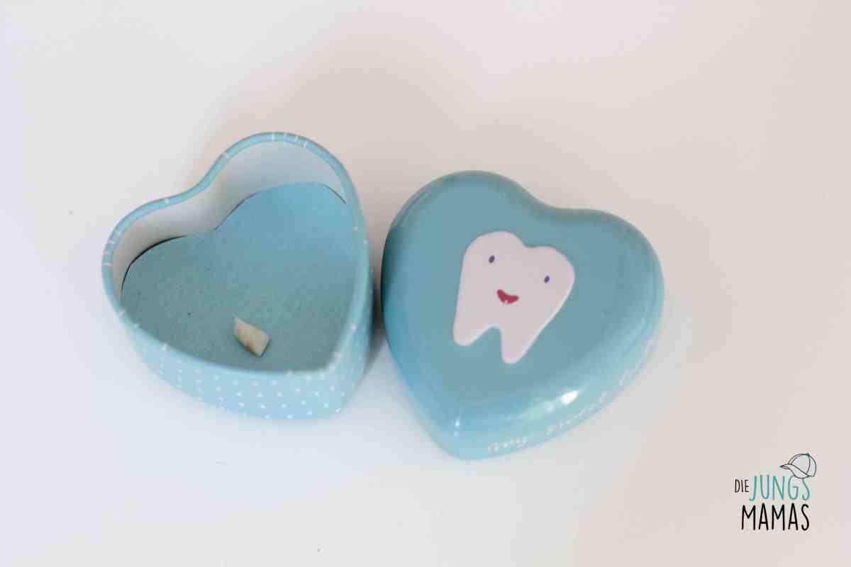 Endlich - Besuch von der Zahnfee + Freebie