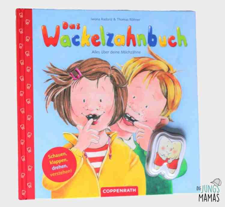 Das Wackelzahnbuch_Die JungsMamas