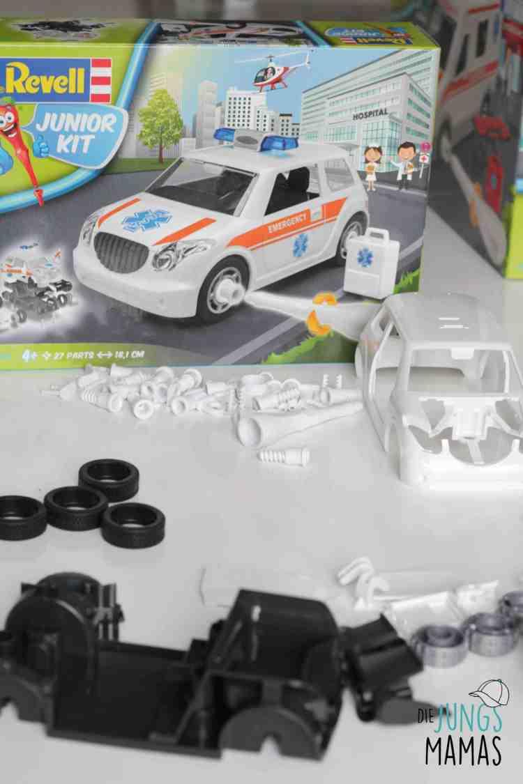 Die Junior Kits Sets von Revell_Die JungsMamas