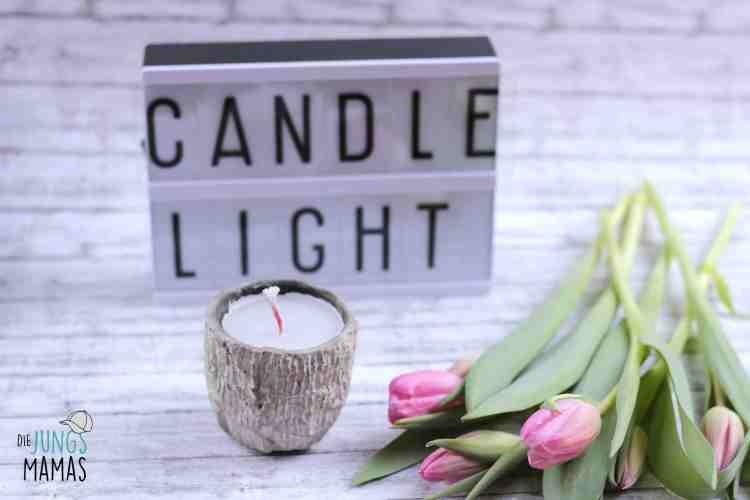 Einfaches Upcycling: Aus alten Kerzenresten coole neue Kerzen gießen_Die JungsMamas