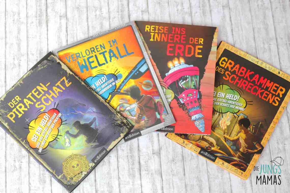 Tolle Rätsel-Abenteuer-Bücher_Die JungsMamas