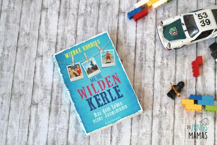 """Buchvorstellung und Autoren-Interview von """"Meine wilden Kerle"""" _ Die JungsMamas"""