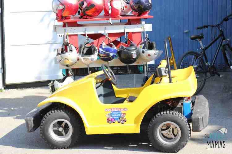 Kinderverkehrstraining bei Kiddie Car_Die JungsMamas
