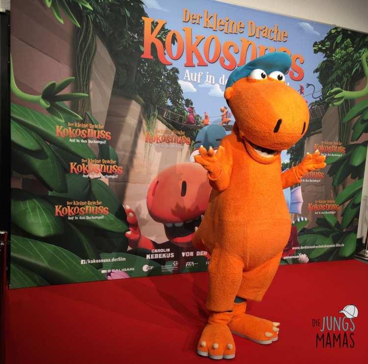 """Der neue Kinofilm """"Der kleine Drache Kokosnuss - auf in den Dschungel""""_Die JungsMamas"""