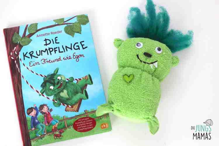 """Das neue Krumpfling-Buch """"Ein Freund wie Egon"""" _ Die JungsMamas"""